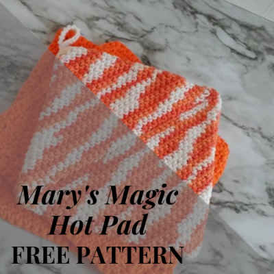 Mary's Magic Hot Pad
