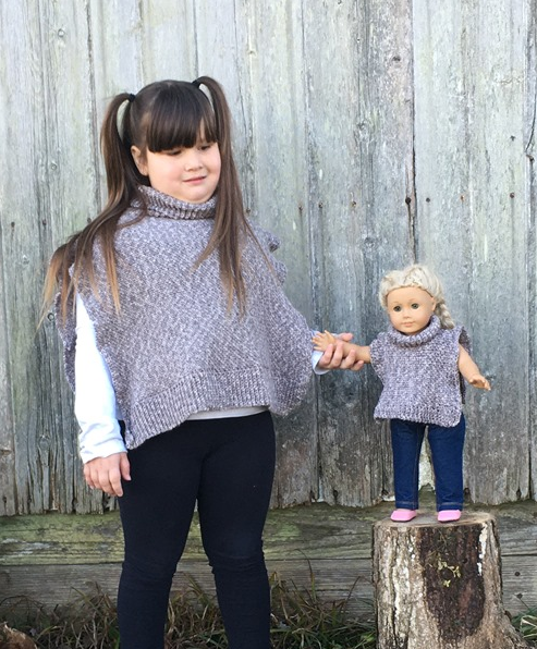 Matching Girl and Doll Pattern