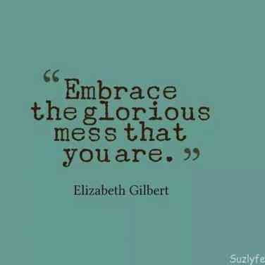 My recent illness has taught me to embrace myself and what I can do!