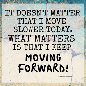 moving foward quote