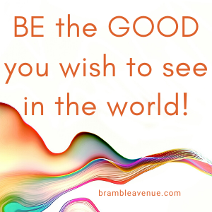be the good image