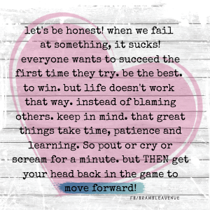 fail then move forward quote