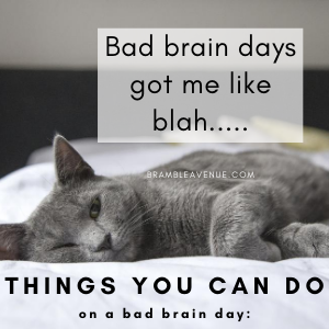 bad brain day list