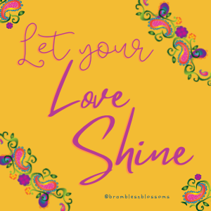 let your love shine