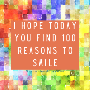 100 reasons to smile quote