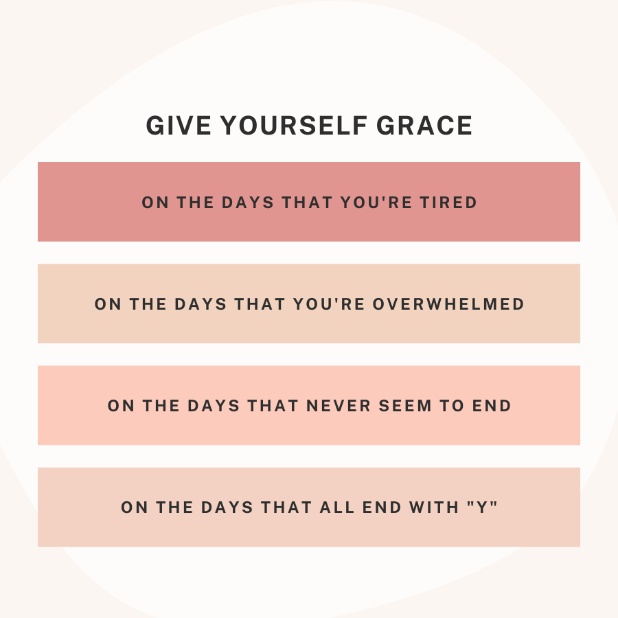"""GRACE EVERYDAY THAT ENDS WITH """"Y"""""""