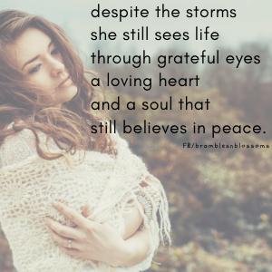 soul believes in peace