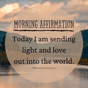 morning affirmation quote