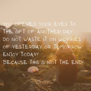 gift of another day image quote