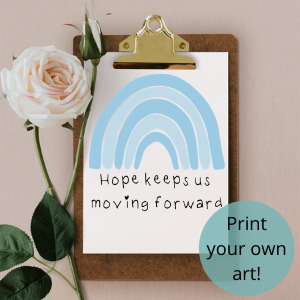 create your own wall art free printables
