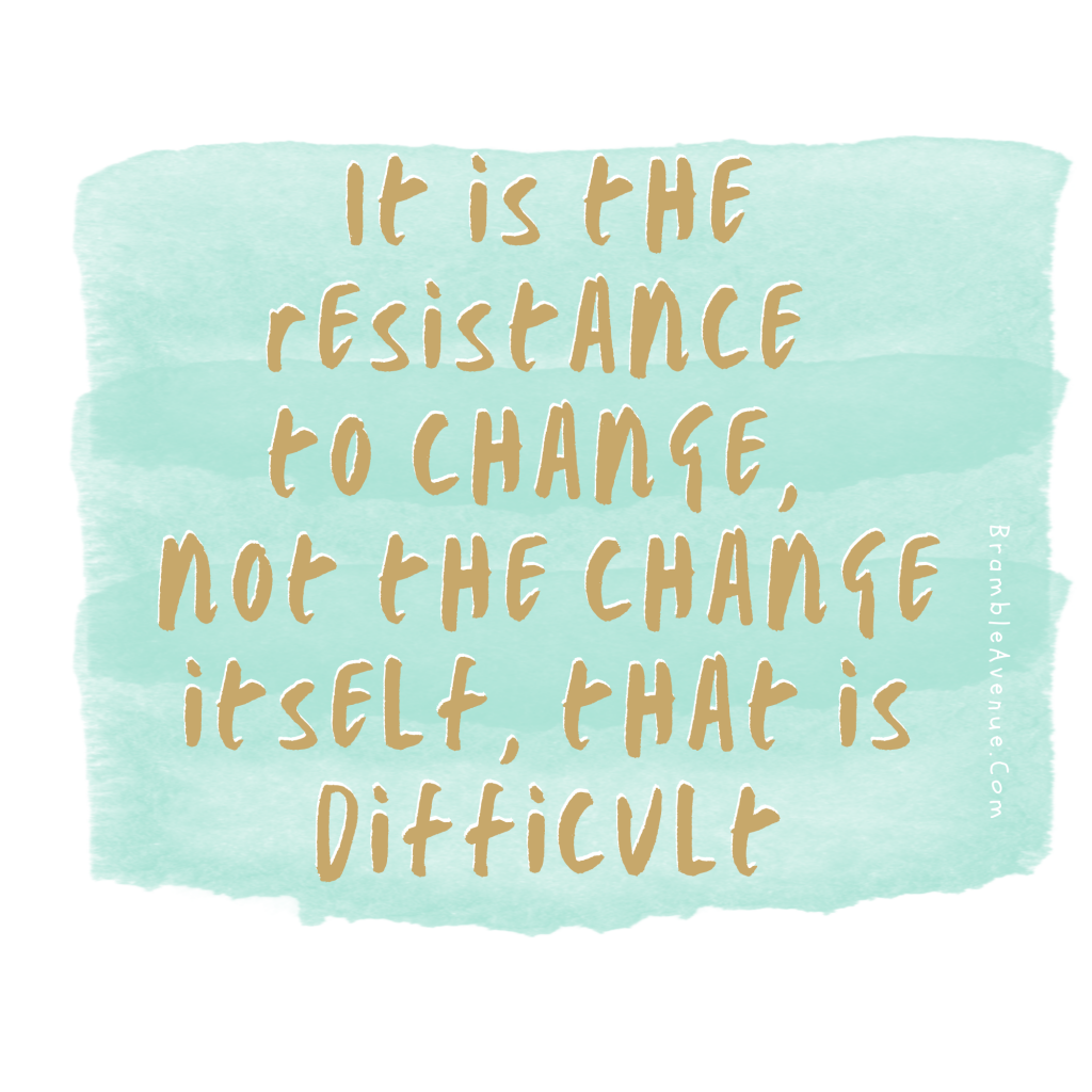 resistance to change quote free image