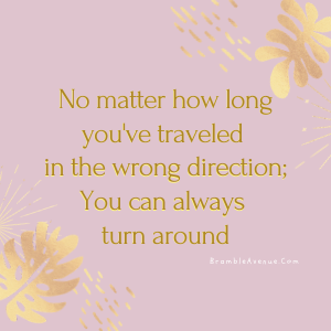 change direction quote image