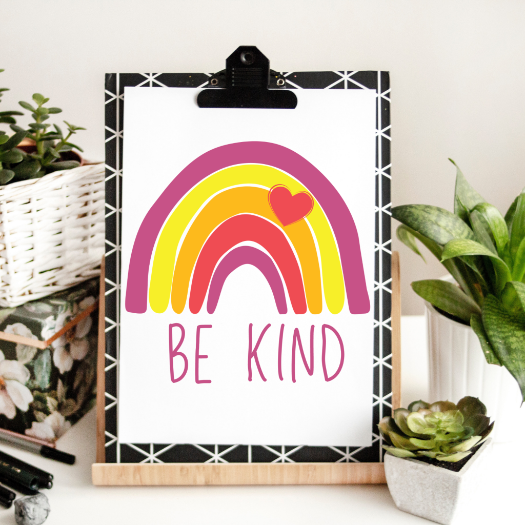 be kind rainbow free download