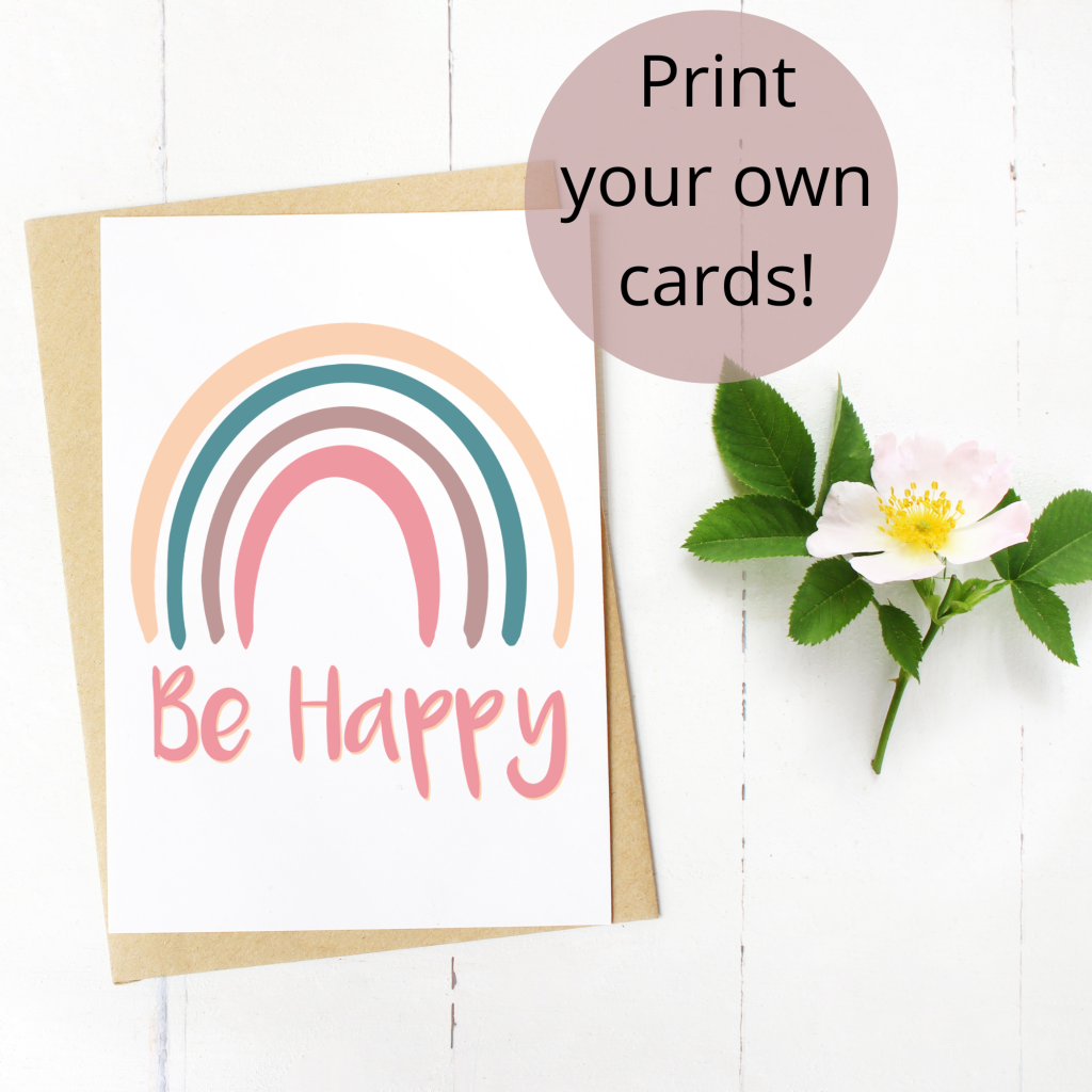 free greeting card printables