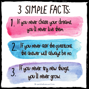 3 facts quote image