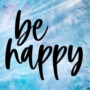 be happy free image